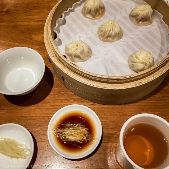 What to eat at Din Tai Fung