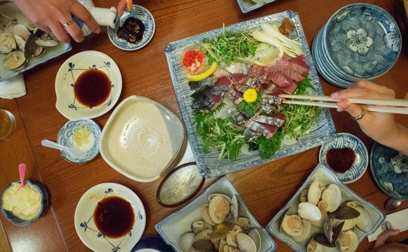 In Sushi Heaven
