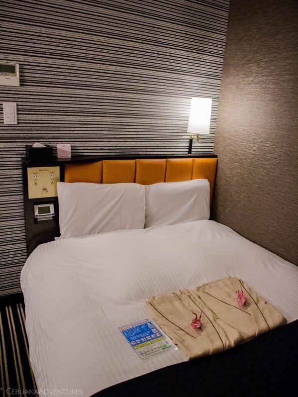 A review of the APA Hotel in Higashi Shinjuku