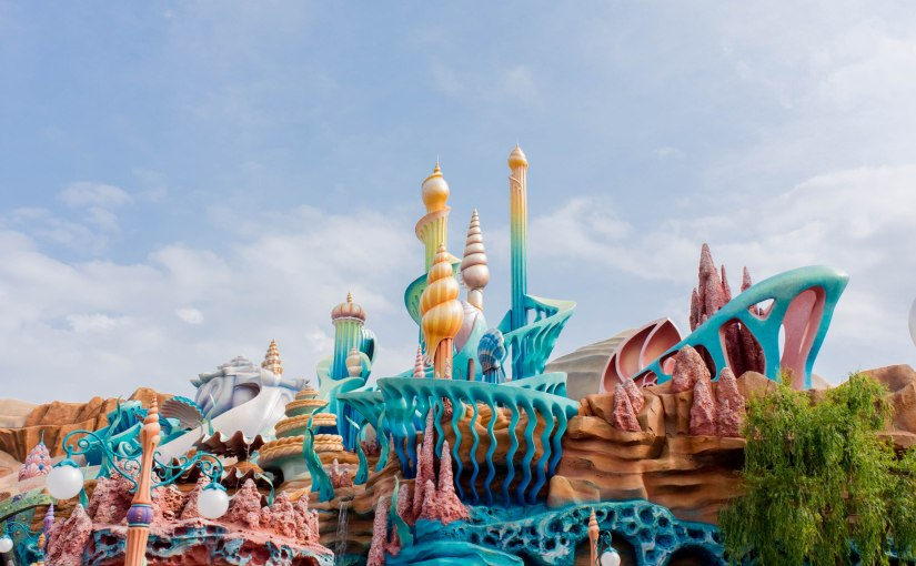 Disney Sea, The Happiest Place on Earth: A Photo Diary