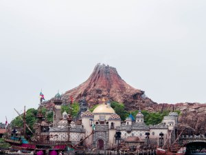 What to do in Disney Sea