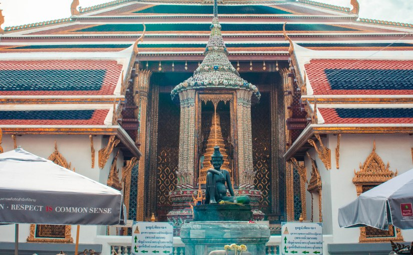 Thailand, Day Two: The Grand Palace, Emerald Buddha, and The Siam Niramit Show