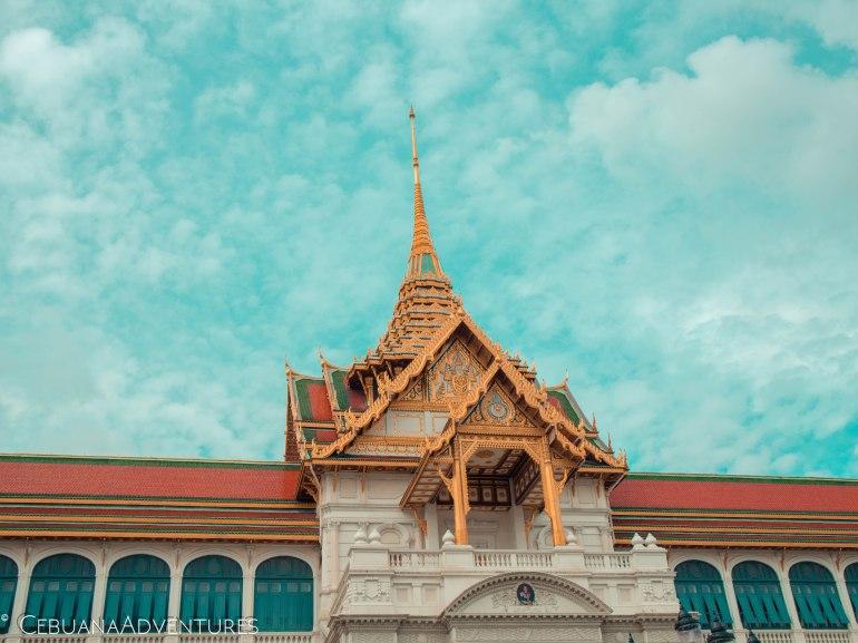Grand Palace Thailand Bangkok
