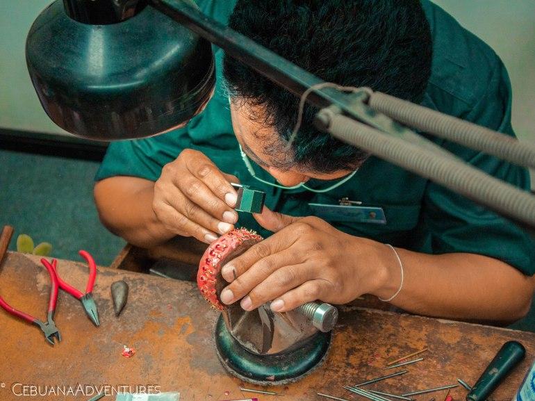 Thailand-Bangkok-Jewelry-Making