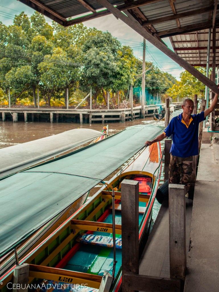 Boatman-Thailand-Floating-Market