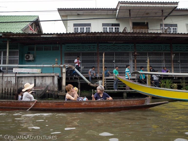 Thailand-Floating-Market-Boats