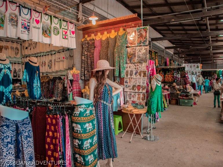Thailand-Market-Floating-Market