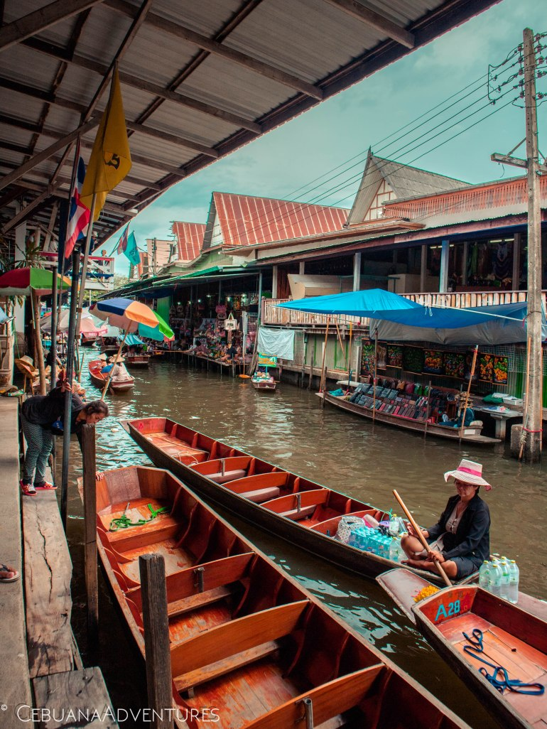 Thailand-Floating-Market