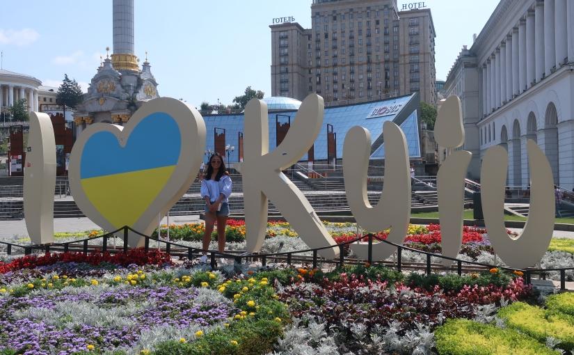 Kyiv, My Heart
