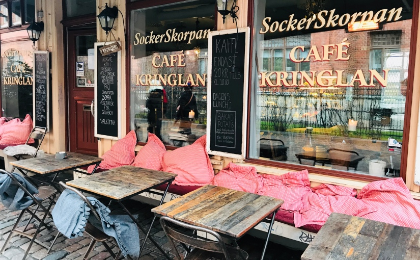 Haga in Gothenburg and Fika, Sweden's Coffee Culture