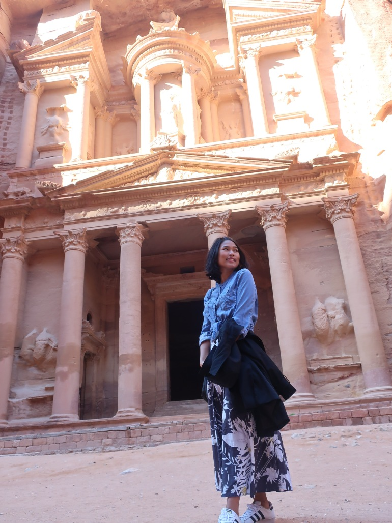 the-treasury-petra-jordan